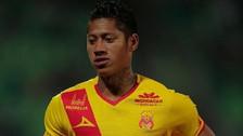 Ray Sandoval reapareció en Monarcas Morelia con gran asistencia