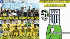 Alianza Lima es protagonista de los memes tras empatar con Boca Juniors