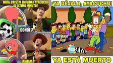 Cristal es blanco de memes tras ser goleado por Ayacucho FC