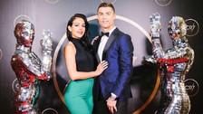 El nuevo look de Georgina Rodríguez, la novia de Cristiano Ronaldo