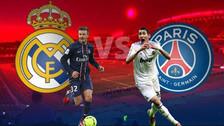 Los 5 futbolistas que jugaron en el Real Madrid y PSG