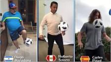 A 100 días de Rusia 2018: Nolberto Solano representó al Perú en video de la FIFA