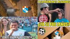 Sporting Cristal en la mira de los memes tras su eliminación en la Sudamericana