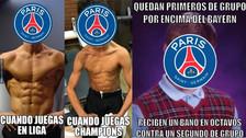 PSG en la mira de los memes tras quedar eliminado de la Champions League