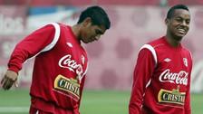 Paolo Hurtado troleó a André Carrillo por su extravagante look