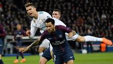 La polémica acción de Dani Alves en contra de Cristiano Ronaldo