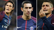 Los 8 jugadores del PSG que no estarían la próxima temporada