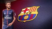 Neymar pidió volver a Barcelona y PSG ya le puso una millonaria cotización