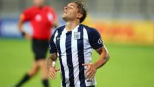 El gol que se perdió Hohberg en el duelo Alianza Lima vs. San Martín