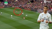 Golazo de Rashford al estilo Cristiano Ronaldo en el Manchester vs. Liverpool