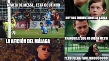 Coutinho protagonizó los memes tras el triunfo de Barcelona