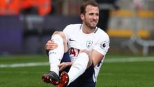 Harry Kane: así se dobló su tobillo jugando con el Tottenham