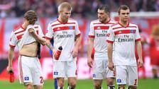 Hinchas del Hamburgo lanzaron terrorífica amenaza a sus jugadores