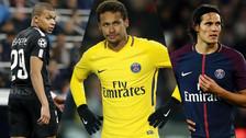 Lucha de poder: la división en el equipo del PSG