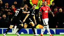 El doblete de Ben Yedder que eliminó al Manchester United de la Champions