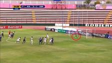 ¡Atención Gareca! Alejandro Duarte atajó penal en el Torneo de Verano