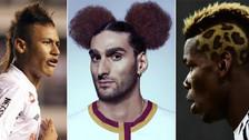 Como Fellaini: los 10 peinados más raros en la historia del fútbol