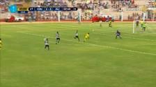 Alianza Lima: Delantero paraguayo anotó golazo de 'sombrerito' a Daniel Prieto