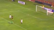 Lo sufre Universitario: pase magistral de 'Canchita' Gonzales y gol de Adrianzén