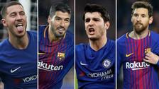 Las alineaciones para el partidazo entre Barcelona y Chelsea