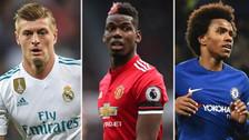 La revolución de Mourinho: los fichajes y salidas del Manchester United