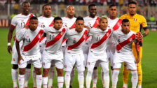 El posible once de Perú para el amistoso contra Croacia