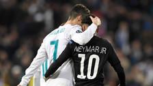 Zidane se imagina a la BBC junto a Neymar en el Real Madrid