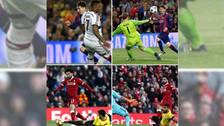 Mohamed Salah y su sensacional golazo al estilo Messi ante Boateng