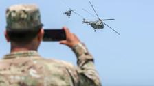 Fotos | Así fue la exhibición aérea de la FAP en la Costa Verde