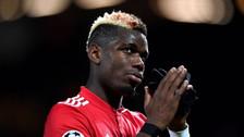 ¿Paul Pogba se puso los colores del Manchester City?