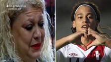 La madre de Cristian Benavente reveló por qué eligió jugar por Perú