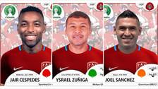 Selección de Arequipa creó sus figuritas para estar en el álbum del Mundial