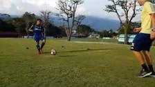 Paolo Guerrero anotó su primer gol tras su reaparición con Flamengo