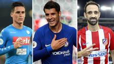 El 11 ideal de jugadores que dejaron el Real Madrid y fueron convocados por España