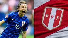 Luka Modric le deseó suerte a la Selección Peruana en Rusia 2018