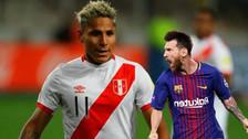 Prensa croata comparó a Raúl Ruidíaz con Lionel Messi