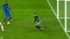 Video | Paulinho hizo un blooper y se perdió un gol debajo del arco