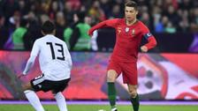 Magia pura: Cristiano Ronaldo dejó en ridículo a su rival con fintas y huacha