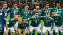 Alemania y los 2 equipos con los que puede ganar el Mundial Rusia 2018