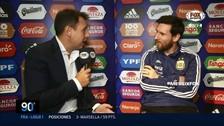 Video | Lionel Messi reveló cómo es su rol de padre