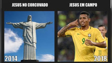 Sabor a revancha: Brasil protagonizó los memes tras vencer a Alemania