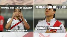 Benavente es víctima de los memes tras el triunfo de Perú ante Islandia