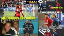 Los memes siguen celebrando los triunfos de la Selección Peruana