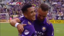 Para la remontada: el gran centro de Yoshimar Yotún en el gol de Orlando City