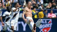 Doblete y remontada: el gran debut de Zlatan Ibrahimovic en la MLS