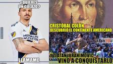 Zlatan Ibrahimovic es víctima de memes tras su debut con LA Galaxy