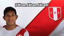 El día que los compañeros de colegio de Edison Flores corearon su nombre