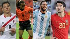 Las 13 estrellas que rechazaron jugar por su país natal
