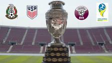 ¿Qatar a la Copa América?: las  selecciones invitadas al torneo continental