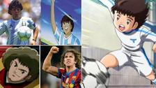 20 futbolistas que inspiraron a los personajes de Supercampeones